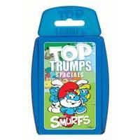 Smurfs Top Trumps