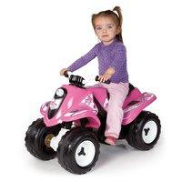Smoby Electric Quad in Rose Pink