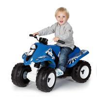 Smoby Electric Quad in Blue