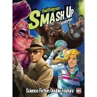 Smash Up Expansion Science Fiction Double Feature