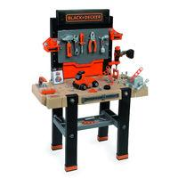 Smoby Black and Decker The Ultimate Workbench