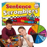 Smart Kids Sentence Scramblers