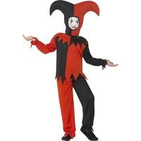 Smiffy\'s Men\'s Halloween Twisted Jester Costume (small)
