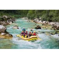 Soca River Half Day Rafting from Bovec