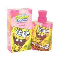 Spongebob Squarepants Gift Set - 100 ml EDT Spray + 8.0 ml Body Wash