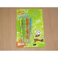 Spongebob Squarepants Mini Gel Pens