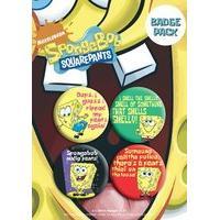 Spongebob Squarepants - Badge Set Quotes (in 38 Mm)