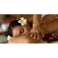 SPECIAL JANUARY OFFER Hot Oil Back, Neck, Cranium & Feet Massage