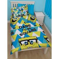 Spongebob Squarepants £50 Ultimate Bedroom Makeover Kit