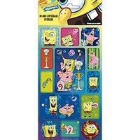 Spongebob Squarepants 3d Sticker Pack