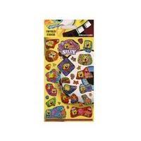 Spongebob Squarepants Foil Sticker Pack