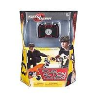 Spy Gear Spy Go Action Camera - Portable With Strap & Clip