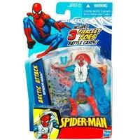 Spider-Man 2010 3 3/4 Inch Action Figure Wave 2 - Arctic Attack Spider-Man