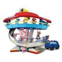 Spinmaster Unisex-adult Paw Patrol Headquarters Play Set Standard