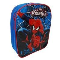 Spiderman Children\'s Backpack, 31 Cm, 6 Liters, Blue Spid001190