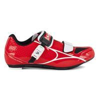Spiuk Brios Road Shoes - Red / White / EU42