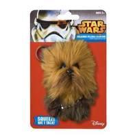 Star Wars The Clone Wars 4 inch Talking Plush Clipon Chewbacca