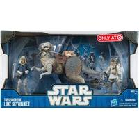Star Wars The Search For Luke Skywalker Clone Wars Exclusive Box Set