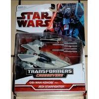Star Wars Transformers Battle Droid Commander