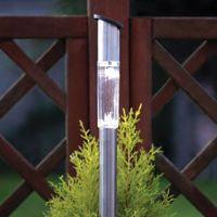 Stainless Steel Solar Post Light
