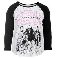 Star Wars Star Wars T Shirt Junior Girls
