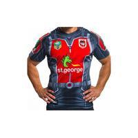St George Illawarra Dragons 2017 NRL Ant Man Marvel S/S Ltd Edition Rugby Shirt