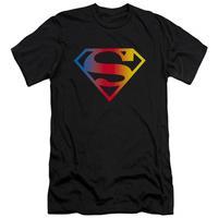 Superman - Gradient Superman Logo (slim fit)