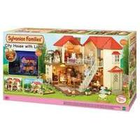 Sylvanian Families - Beechwood Hall - City House With Lights
