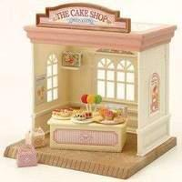 Sylvanian Families - The Cake Shop /toys