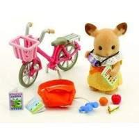 Sylvanian Families - Cycling Adventure Set /toys