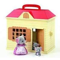 Sylvanian Families- Carry Cottage /toys