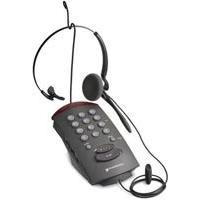 T10 Single Line Telephone with Headset