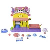 Tamahotchi Friends Dream Town Music Cafe Playset