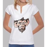tanning monkey