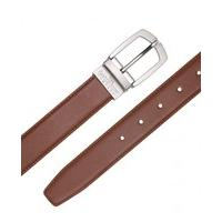 Tan Leather Belt 34\