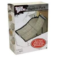 Tech Deck Build a Park - Tony Hawk Bi Level (Grey)