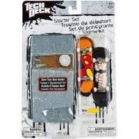 Tech Deck Starter Skate - Starter Pack (Style May Vary)