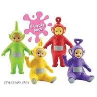 Teletubbies Toys Four Figure Family Pack B
