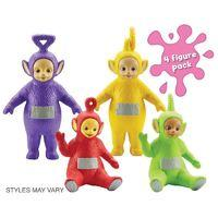 Teletubbies Toys Four Figure Family Pack A