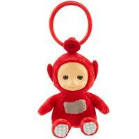 Teletubbies Clip on Soft Toy - Po