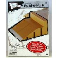 Tech Deck Build a Park - Tony Hawk Eurogap (Brown)