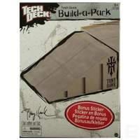 Tech Deck Build a Park - Tony Hawk Bank Ramp (Grey)