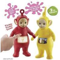 Teletubbies Tickle and Glow Figures (Multi-Colour) One supplied Styles may vary