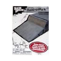 Tech Deck Build a Park - Tony Hawk Wall Ride (Grey)
