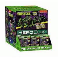 Teenage Mutant Ninja Turtles Gravity Feed: Tmnt Heroclix