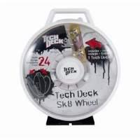 Tech Deck SK8 Wheel Display Case (Colours Vary)