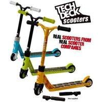 Tech Deck - Finger Scooter (One Supplied at Random)