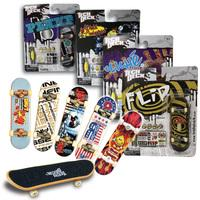 Tech Deck Skateboard Toy - Single - 1 x Random Design