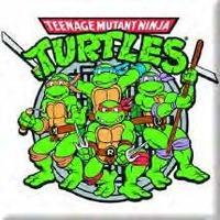 Teenage Mutant Ninja Turtles Tmnt Group Image Picture Fridge Magnet