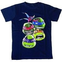 Teenage Mutant Ninja Turtles \'T-Shirt - Blue Faces - 128/134